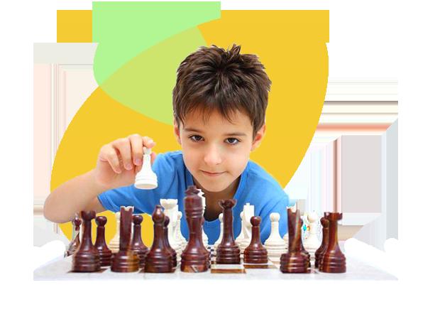 Студия шахмат для детей в Киеве