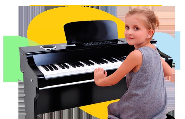 Уроки фортепиано для детей Киев Позняки