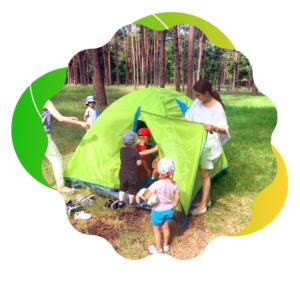 Детский летний лагерь в Киеве